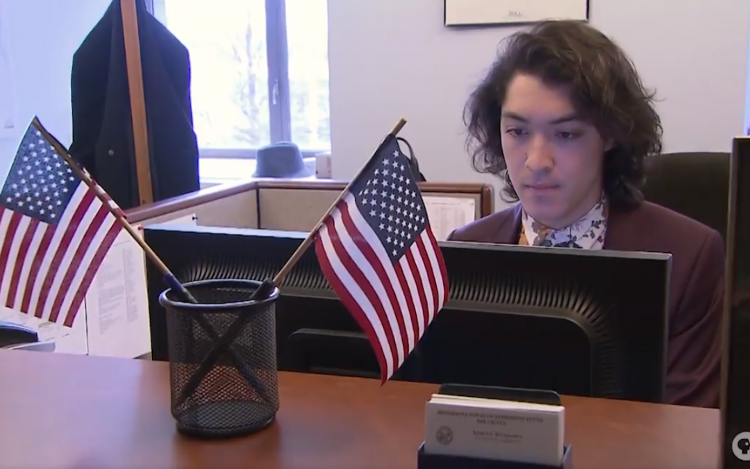 Video: Catching up with Capitol Pathways alum Adrian Benjamin