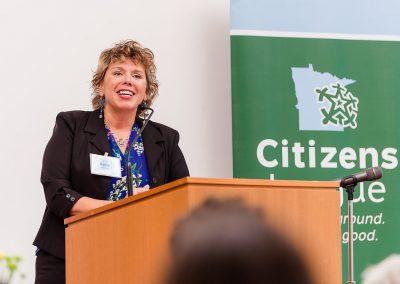 Minnesota Supreme Court Justice Anne McKeig