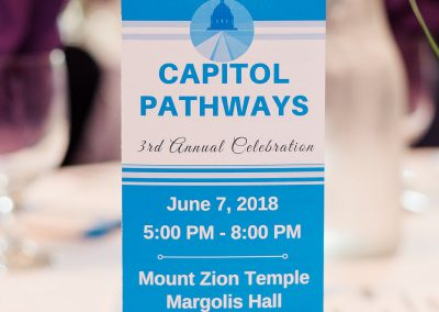 Capitol Pathways End of Session Celebration