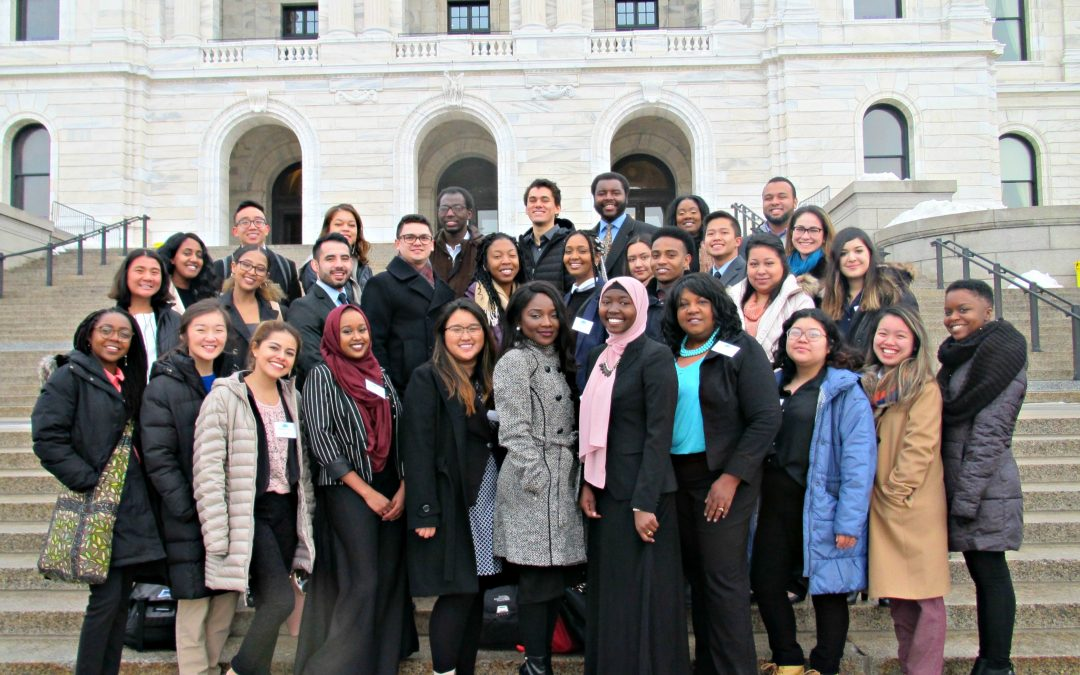 Be a Capitol Pathways Host for the 2019 Legislative Session!