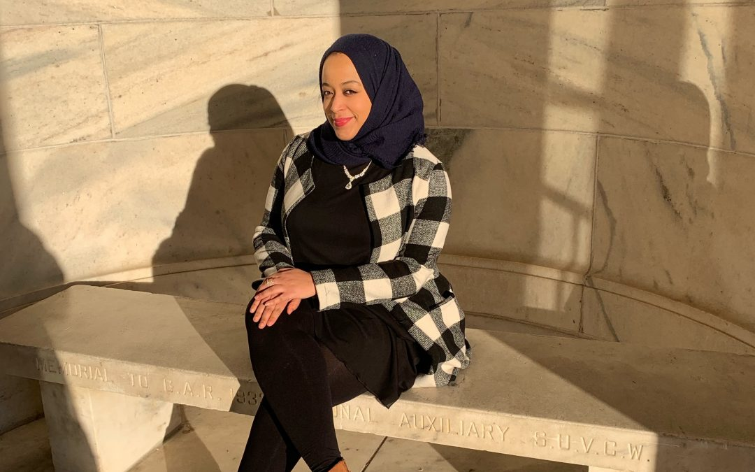 Capitol Pathways Student Spotlight: Raniya Yimam