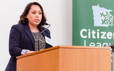 Announcement: Citizens League Policy Director Update