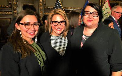 Capitol Pathways Student Spotlight: An Garagiola-Bernier