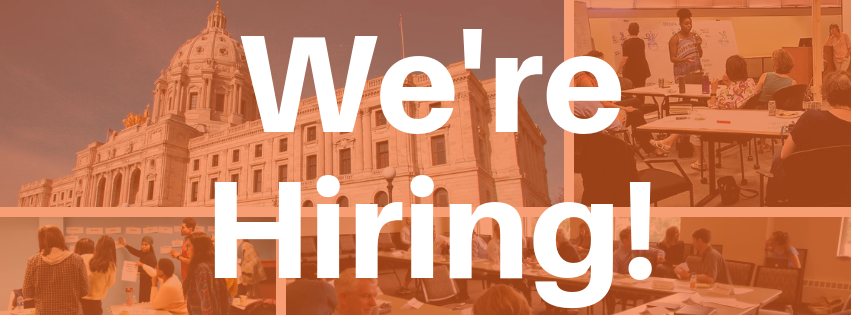We're Hiring: Public Policy Director