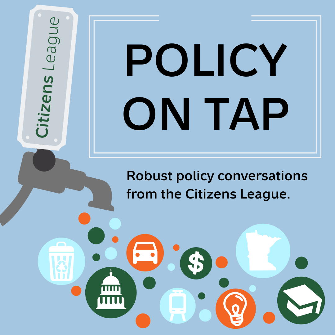 Policy on Tap: Talking Trash