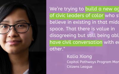 Belonging: Kalia Xiong